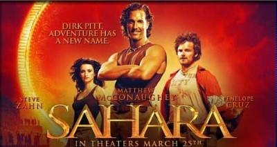 Matthew y Penélope en el Sahara