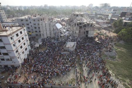 Rana Plaza Banglades