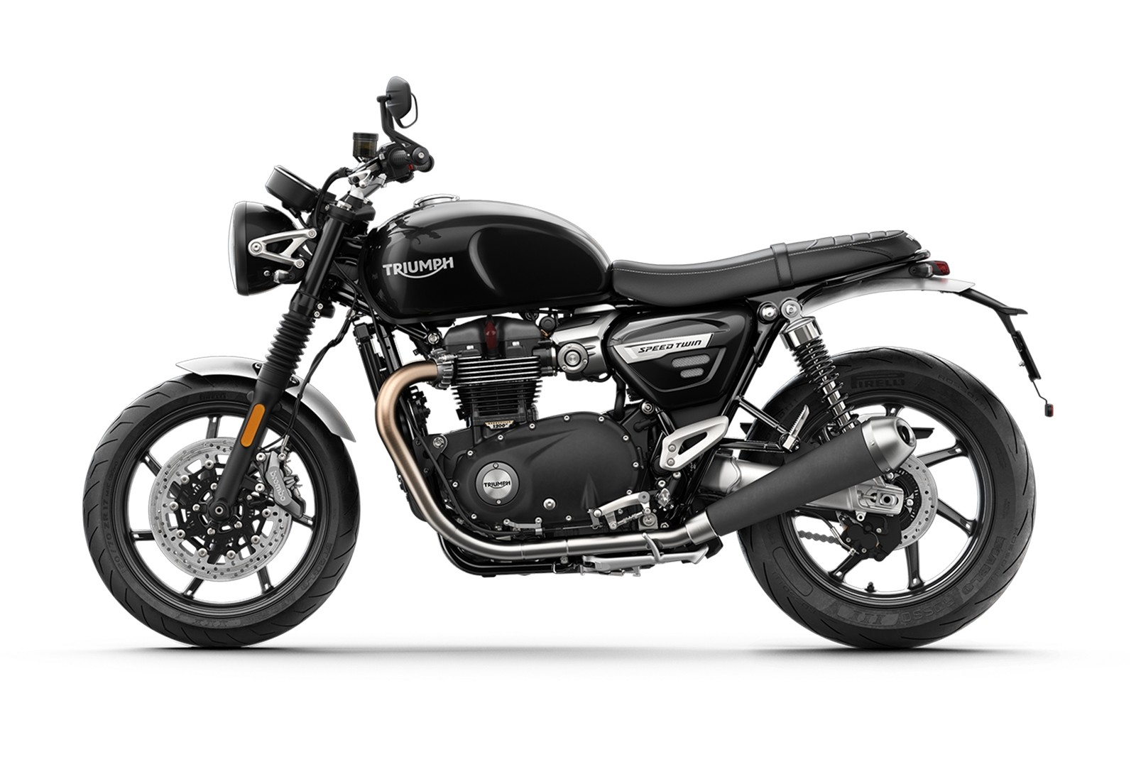Foto de Triumph Speed Twin 2019 (37/37)