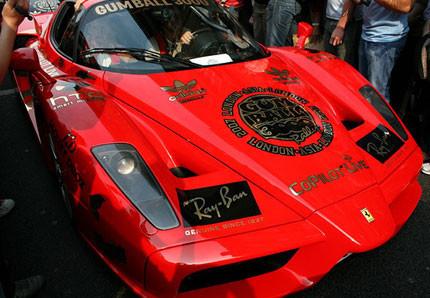Ferrari Enzo Gumball 3000