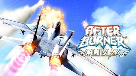 After Burner Climax ya está disponible para descargar gratis en iOS y Android gracias al programa SEGA Forever