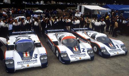 Porsche camino de Le Mans 2014: el increible 956