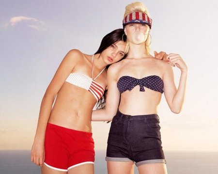 bikinis bershka 2011