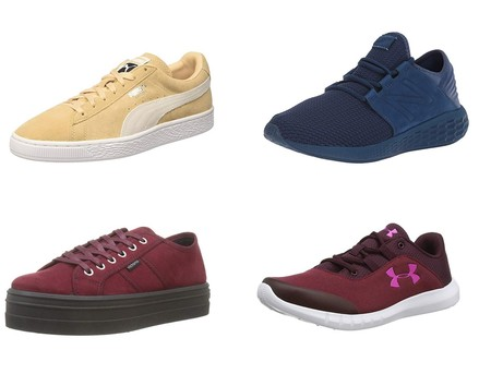 11 chollos en tallas sueltas en Amazon de zapatillas Adidas, Under Armour, Puma, New Balance y Victoria