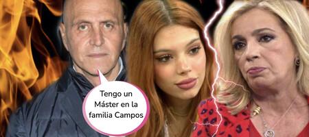 Kiko Matamoros desvela el motivo real por el que Carmen Borrego y Alejandra Rubio no se miran a la cara