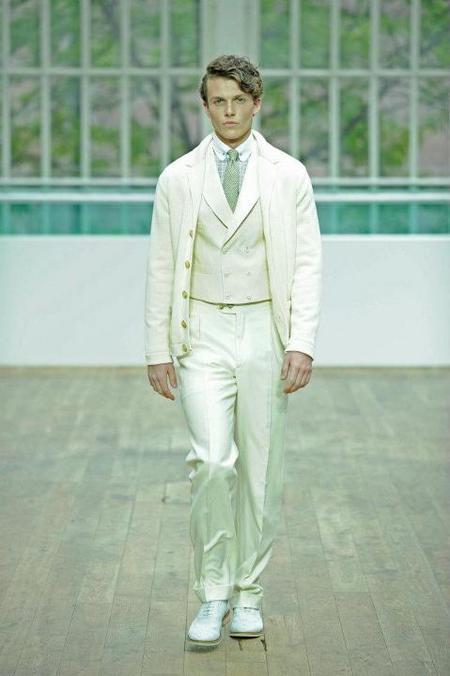 El Grant Gatsby Hackett SS 2013