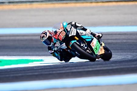 Fabio Quartararo Moto2 Motogp Tailandia 2018