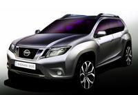Primera imagen del Nissan Terrano (el Duster de Nissan)