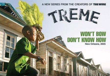 'Treme' ya tiene confirmada una segunda temporada
