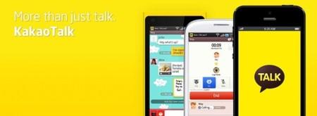 KakaoTalk, un ejemplo de como rentabilizar una aplicación de mensajería instantánea