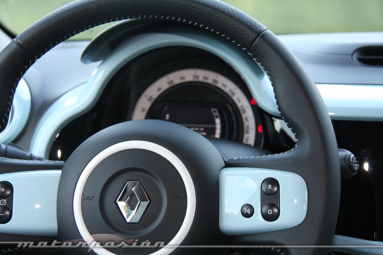 Foto de Renault Twingo SCe 70 CV Zen (36/47)