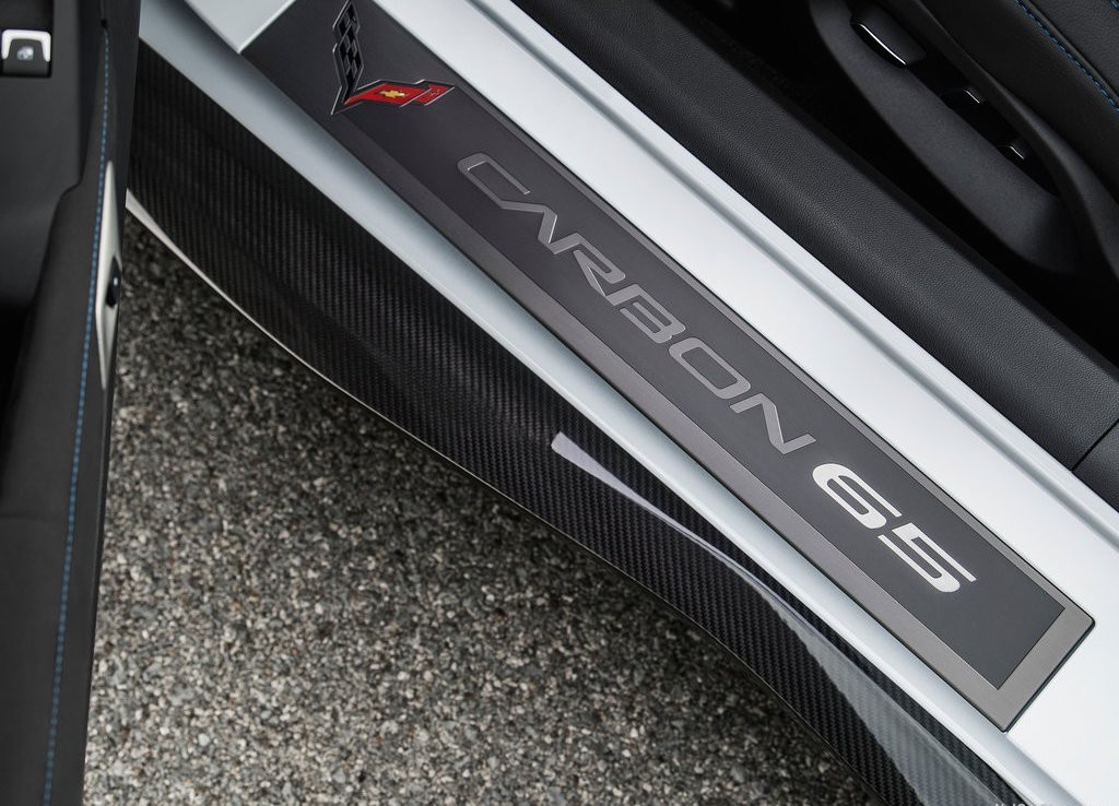 Foto de Chevrolet Corvette Carbon 65 Edition (5/7)