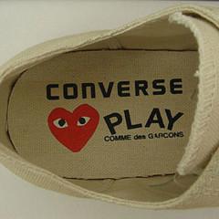 Foto 1 de 4 de la galería comme-garcons-converse en Trendencias Lifestyle
