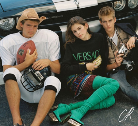 Kaia Gerber Cr Fashion Book 1