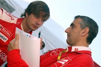 Los equipos WRC definen sus planes para el 2008