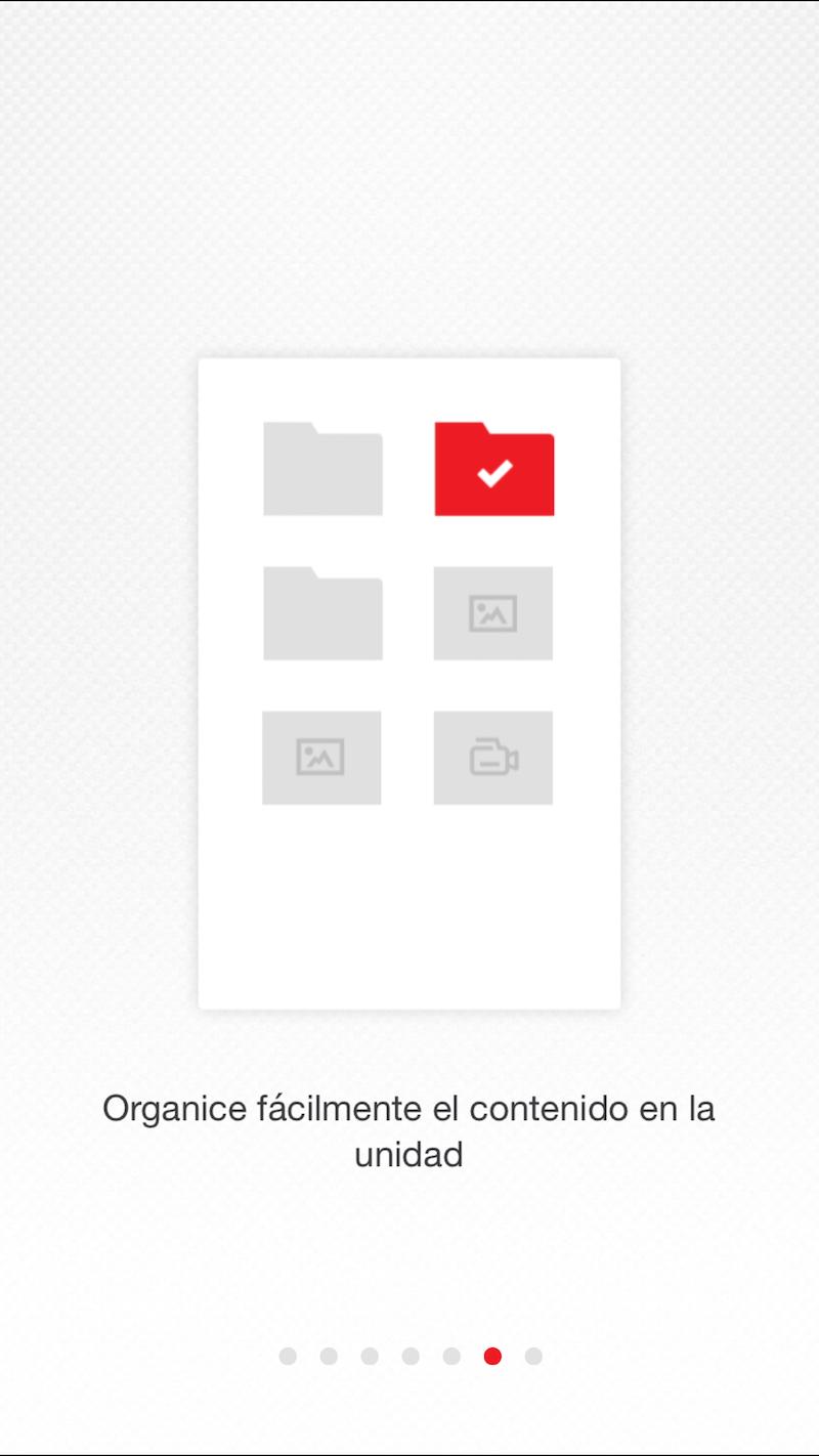 Foto de Así es la aplicación de SanDisk iXpand (6/21)