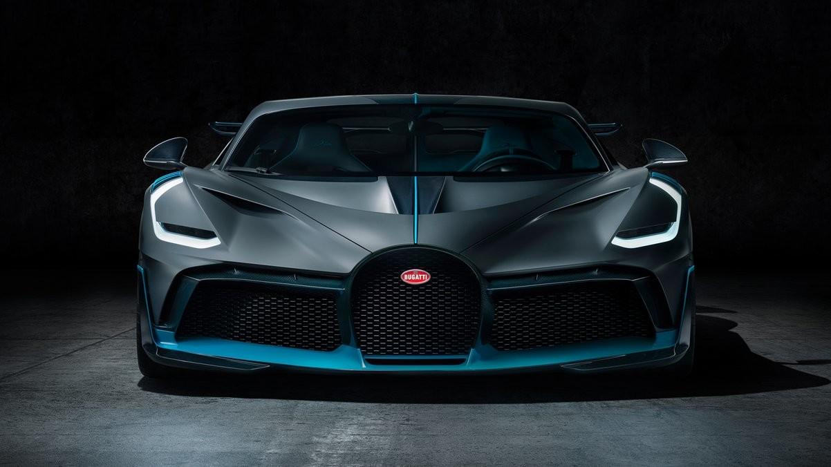 Foto de Bugatti Divo (7/8)