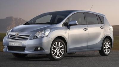 Toyota Verso 2009, la renovación del monovolumen compacto