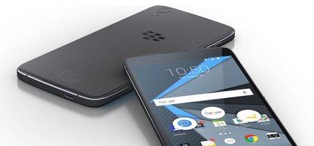 Así queda el BlackBerry DTEK60 frente a la competencia