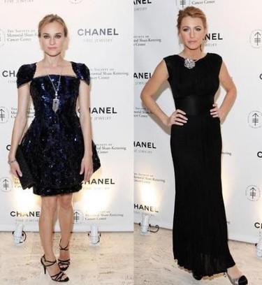 """Todas las invitadas a la gala """"Fête d'hiver"""" patrocinada por Chanel: vestidos de noche y glamour al detalle"""