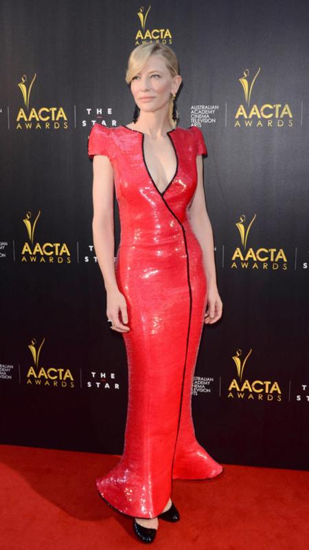Armani Prive Cate Blanchett