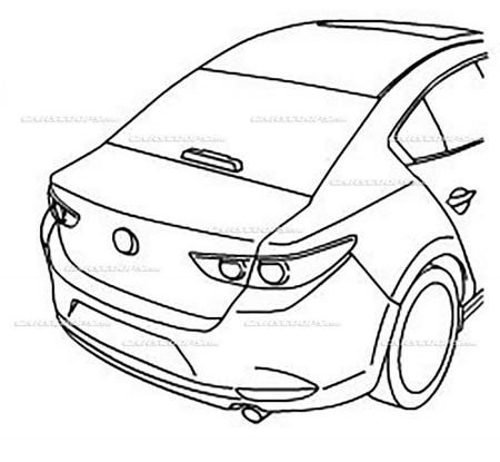 Mazda 3 2019 Primeras Imagenes Filtradas