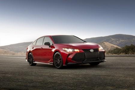 Toyota piensa en versiones TRD para todos sus modelos