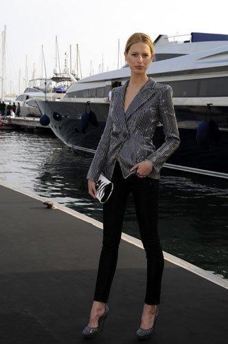 Como ir vestida a una fiesta en barco
