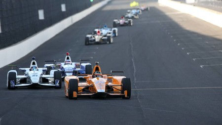 Alonso Indy500 2017