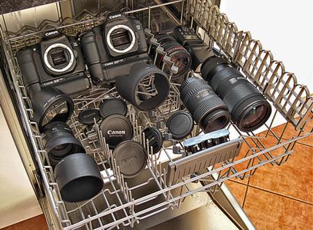 ¿Mantienes limpia tu cámara? Establece el ritual