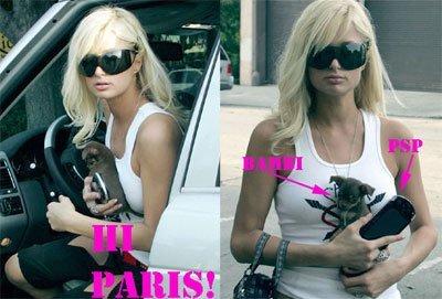 De Paris Hilton a SouthPark, los famosos con la PSP