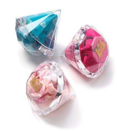San Valentín: regala un diamante... con relleno