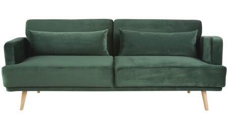Sofa Cama De 3 Plazas De Terciopelo Verde 1000 16 15 198168 1