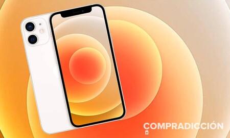 Amazon tiene el iPhone 12 Mini de 64 GB a precio mínimo histórico con una rebaja de 150 euros