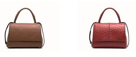 J Bag de Max Mara, los detalles de la fabricación artesanal importan. Otoño-Invierno 2013/2014
