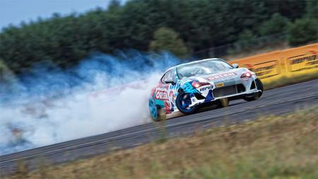 El drift más rápido del mundo de la mano de un Toyota GT86 con más de 1.000CV