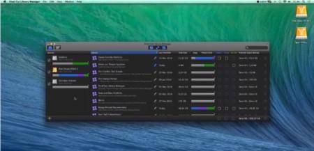Final Cut Library Manager, útil herramienta para gestionar las bibliotecas de FCPX