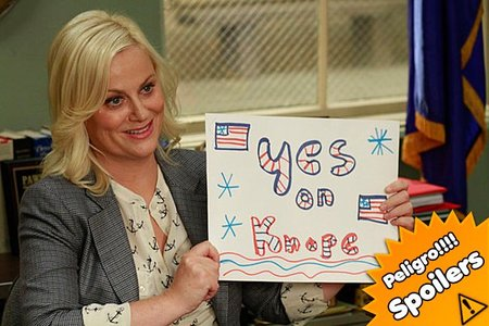 'Parks & Recreation' vuelve con cambios y con Leslie Knope en plena forma