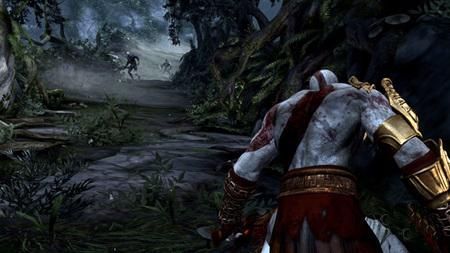 'God of War III': nuevas imágenes in-game de Kratos conquistando a Gaia