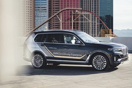 """BMW pasará del """"¿te gusta conducir?"""" al confort extremo con el asiento del X7 ZeroG Lounger"""