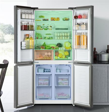 Mijia 4 Door Refrigerator 1