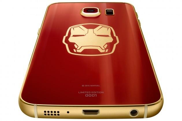 Foto de Samsung Galaxy S6 Edge Iron Man Edition (3/3)