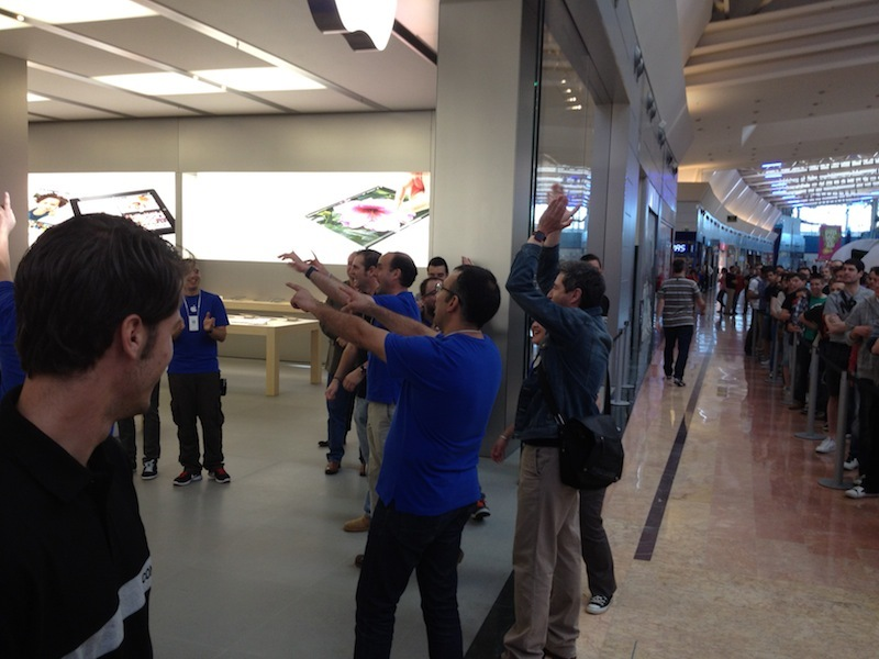 Foto de Apple Store Nueva Condomina (81/100)