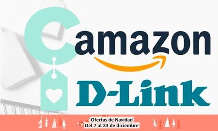 Mejora tu red WiFi o tu conectividad con estas ofertas de navidad de Amazon en artículos D-Link