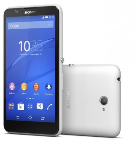 Sony Xperia E4, toda la información