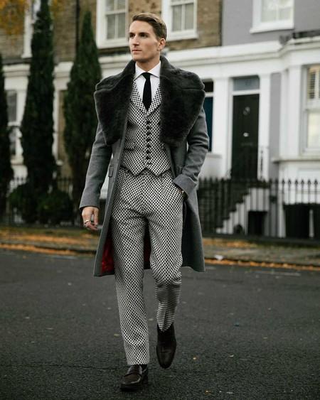 El Primer Dia De La Semana De La Moda De Londres Nos Presenta Fabulosos Looks Para Desafiar El Invierno 2