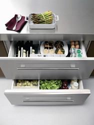 El frigorífico en el cajón