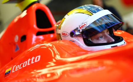 Johnny Cecotto Jr marca el mejor tiempo en Jerez con tres españoles en pista