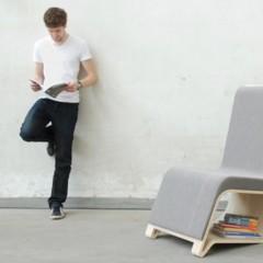 Foto 7 de 10 de la galería disenos-ideales-de-sillones en Papel en Blanco