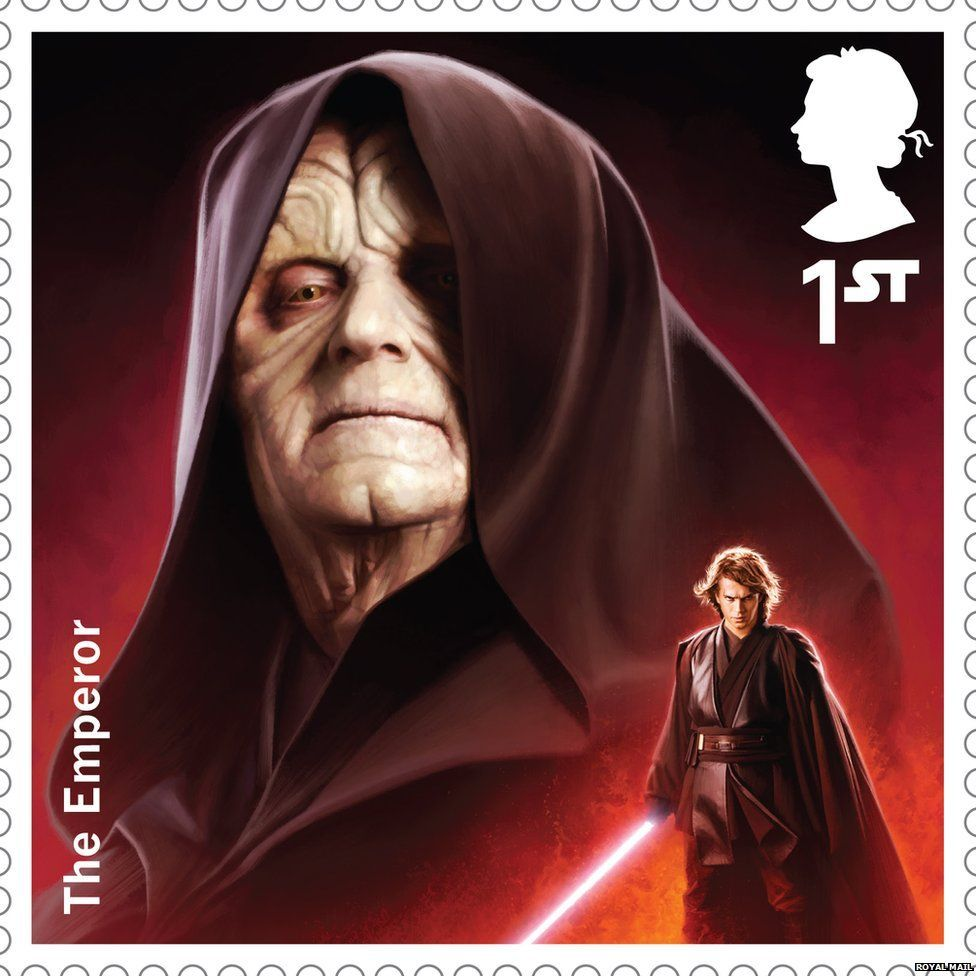 Foto de Star Wars Royal Mail (11/13)
